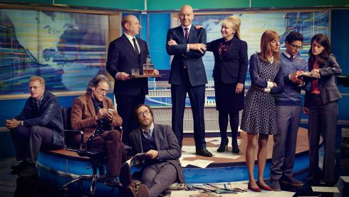 Blunt Talk (Starz-August 22, 2015) a sitcom created by Jonathan Ames, produced by Seth MacFarlane. Stars: Patrick Stewart, Jacki Weaver, Adrian Scarborough, Dolly Wells, and Timm Sharp. Recurring Stars: Richard Lewis, Mary Holland, Elisabeth Shue, and others. A British newscaster Walter moves to Los Angeles with the intentions of conquering American nightly cable news. His misguided decisions on and off the prove that his ambitions will be difficult.