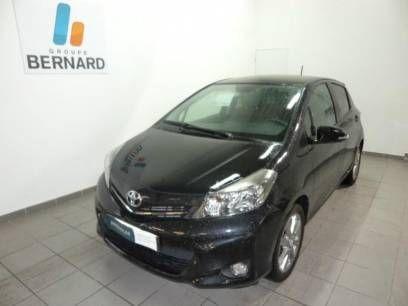 Acheter une Toyota Yaris 100 VVT-i Style 5p occasion de 2012 au prix de 12490 euros à Albertville