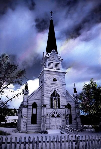 St Eugene Chruch - myeyesphoto's Photos