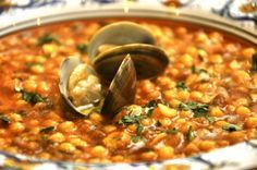 Fregola con arselle (Sardinian Couscous with Baby Clams) | Memorie di Angelina