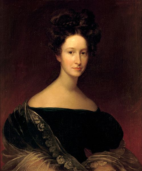 7: Emily Donelson (June 1, 1807 – December 19, 1836) was the niece of Andrew Jackson and served as the unofficial First Lady until her death in 1836.