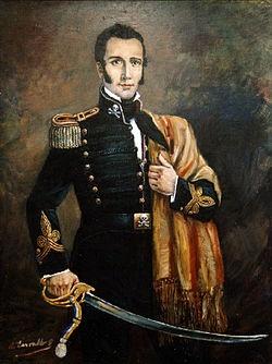 Manuel Javier Rodríguez Erdoíza (Santiago, 27 de febrero de 1785 - Tiltil, 26 de mayo de 1818) fue un patriota que realizó innumerables acciones en diferentes cargos para lograr la independencia de Chile, como, abogado, político, guerrillero y luego militar chileno, en consecuencia es considerado como uno de los principales gestores y participes del proceso de independencia de Chile y uno de los Padres de la Patria de Chile.