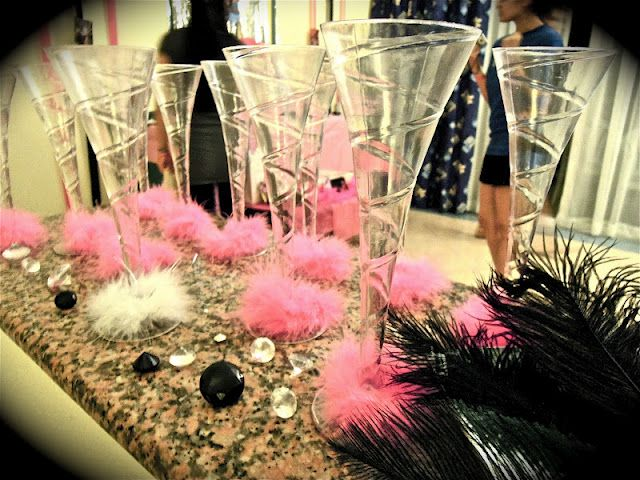 rivernorthLove: Hollywood Glam: the Bachelorette Party