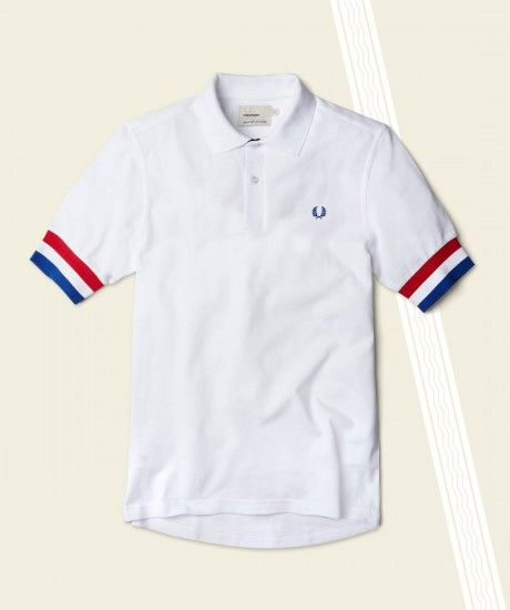 Fred Perry - GB Tipped Bradley Shirt