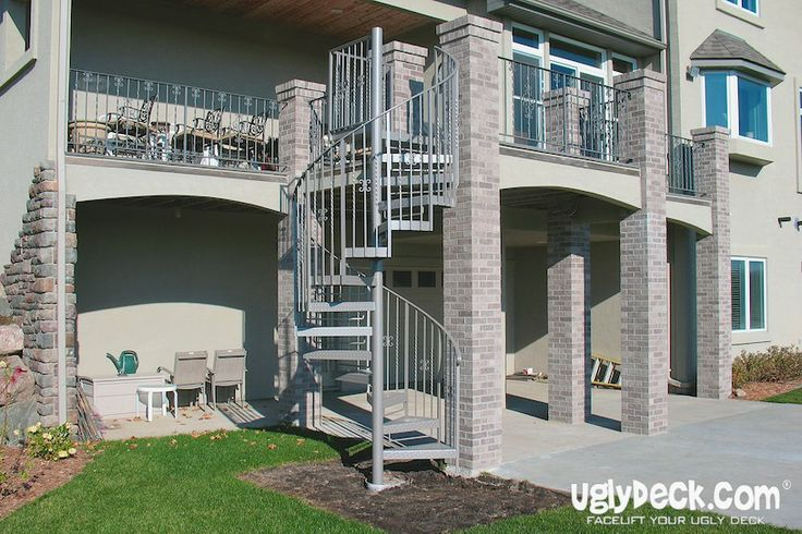 Best 20 Best Outdoor Spiral Staircases Images On Pinterest 640 x 480