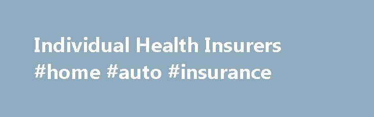 Individual Health Insurers #home #auto #insurance http://insurances.nef2.com/individual-health-insurers-home-auto-insurance/  #health insurance companies # Individual Health Insurers State Insurance Pool South Carolina Health Insurance Pool Ph: 800-868-2500 Ph: 803-788-0500, ext. 46401 The South Carolina Health Insurance Pool is a state health plan designed to provide coverage for those who either do not have or have lost medical coverage at no fault of their own and are uninsurable…