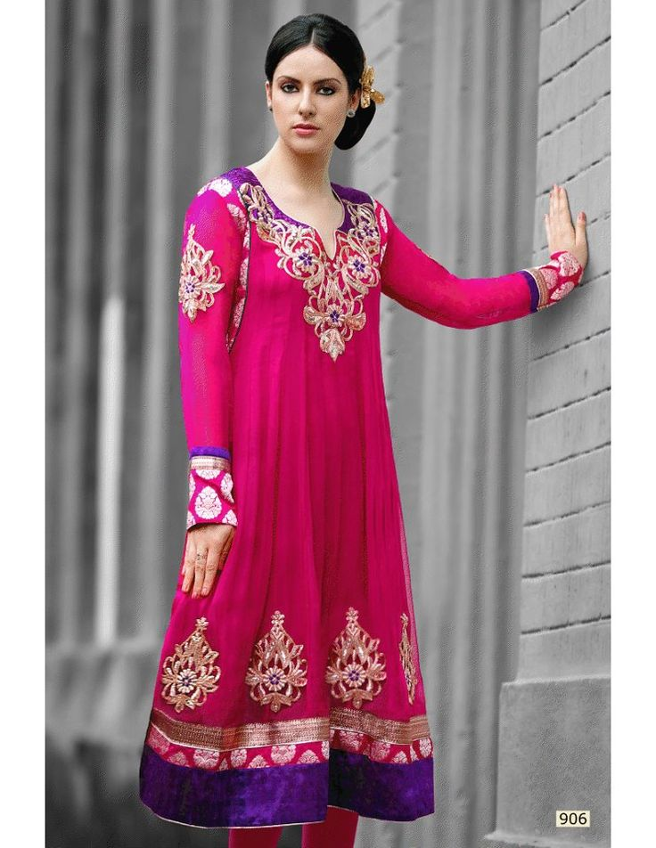 Latest Frock Churidar Fashion For Women Women 39 S Fashion
