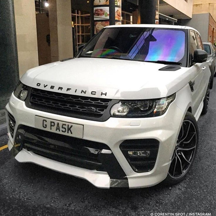 Best 25+ White Range Rovers Ideas On Pinterest