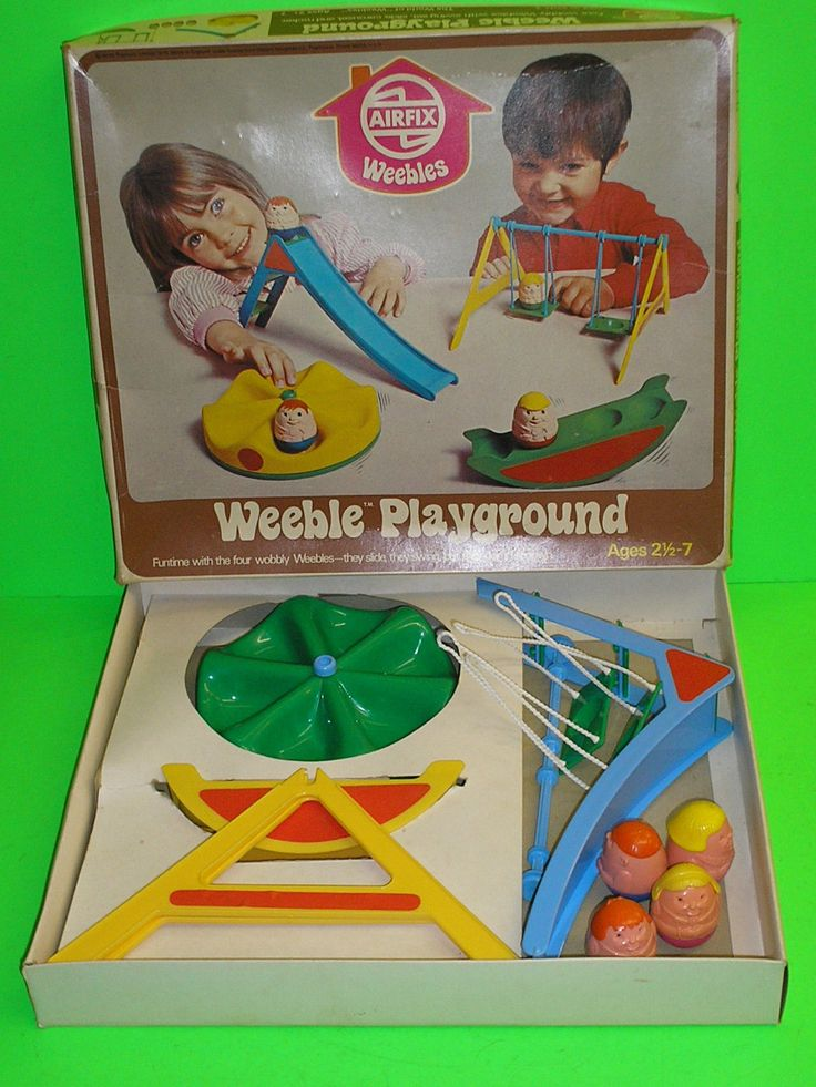 Popular Toys In 1973 : Best weebles by airfix images on pinterest