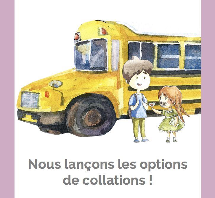 Après l'école, ils ont faim ! #LitchieRose #Enfants #Collation