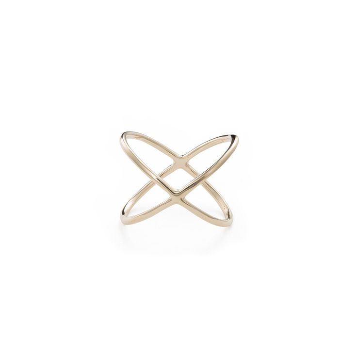 Axis Ring - 14k Gold / Free Series