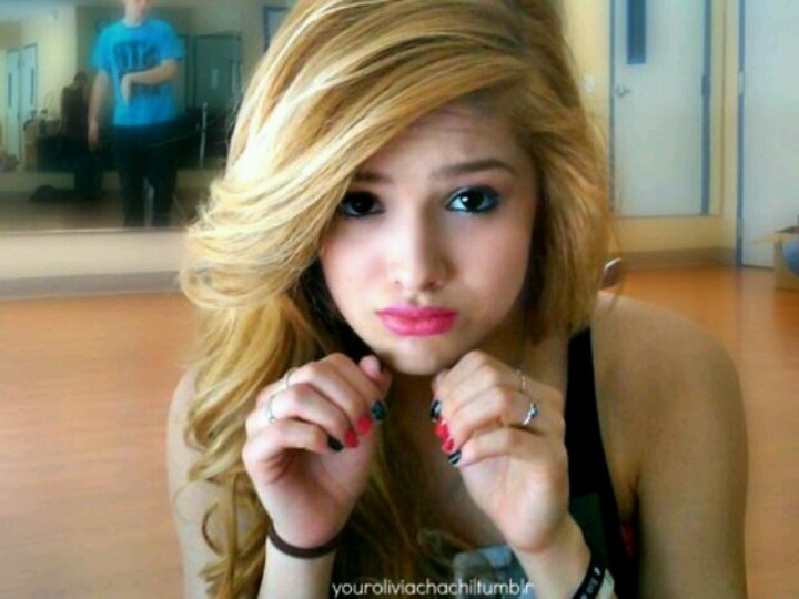 Olivia ' ChaChi ' Gonzales