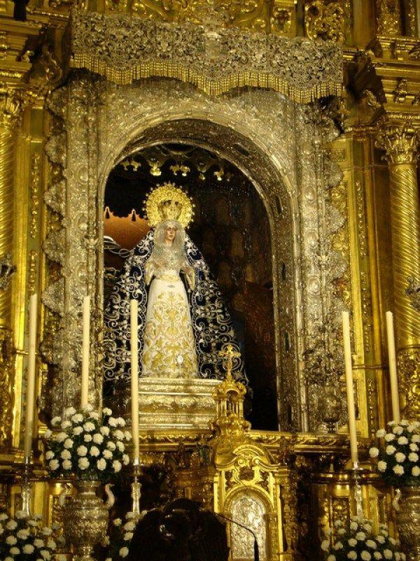Basilica de la Macarena - top 10 things to do in Seville
