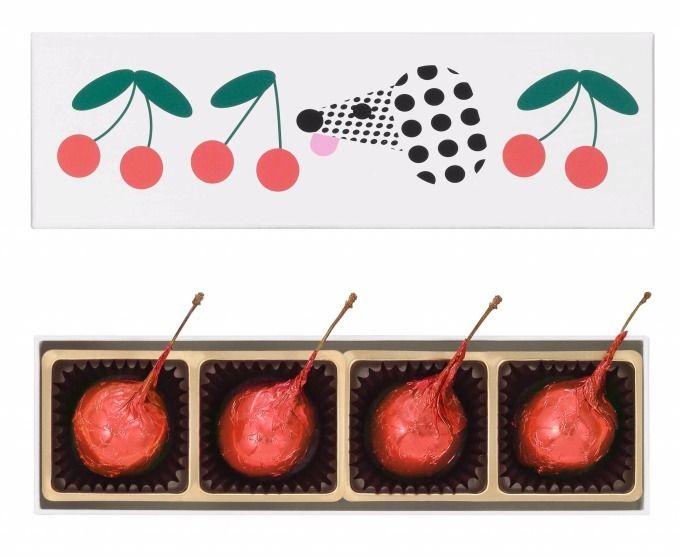 メリーチョコレートの2018年バレンタイン新作、巨峰や苺を使ったなめらかなフルーツのガナッシュ | ファッションプレス
