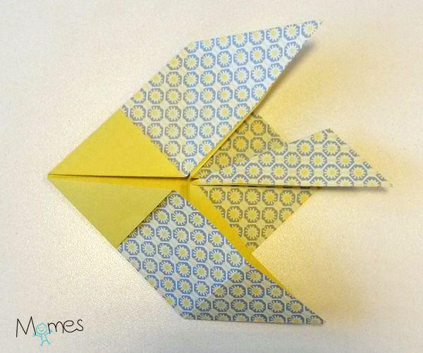 les 25 meilleures id es de la cat gorie origami chien sur. Black Bedroom Furniture Sets. Home Design Ideas