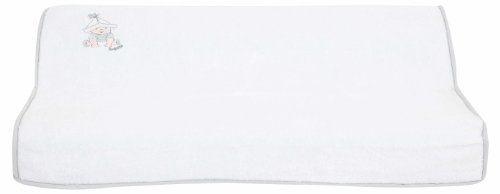 #bebe bébé-jou Bobbi Bear – Funda para colchón cambiador (72 x 44 cm)