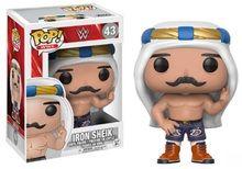 Pre-order Now! Funko Pop! WWE Iron Sheik Vinyl Figure Toy #43