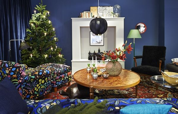 Inspiration from Svenskt Tenn christmas 2014