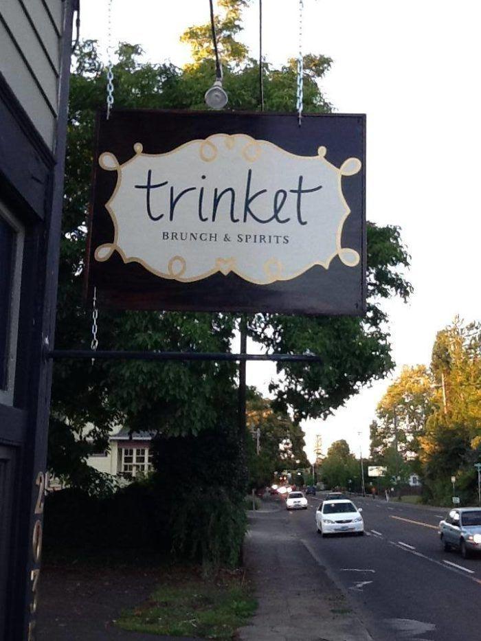 2. Trinket - SE Portland