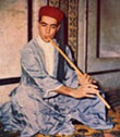 Nay flute, Tunisia
