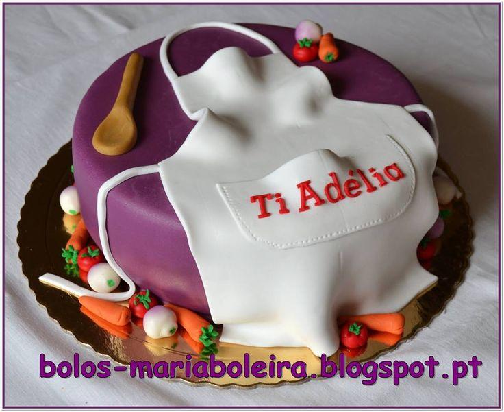 Bolos Maria Boleira: Bolo de aniversário