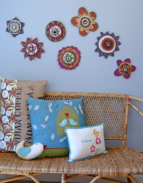 DIY Wall Décor Ideas For Your Living Room