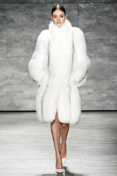 White Coat Fur