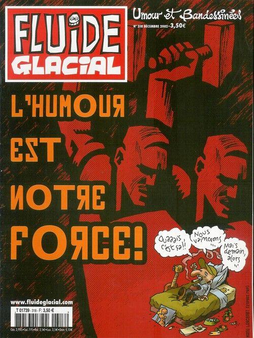 Fluide Glacial - Décembre 2002