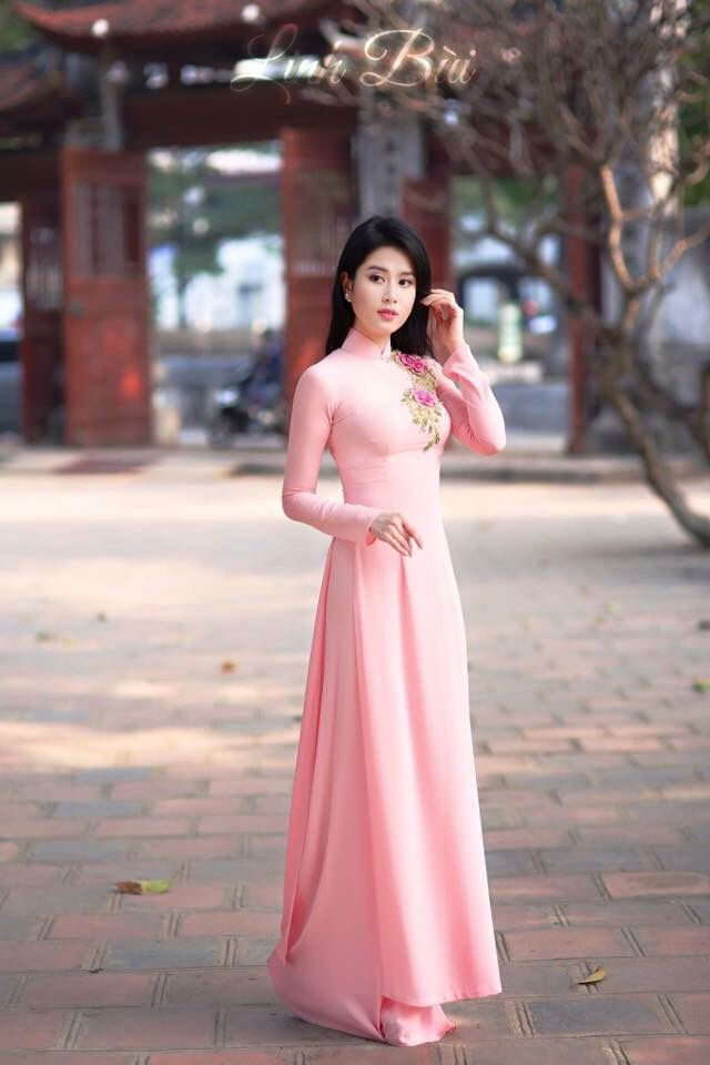 Hermosa y toda en rosa