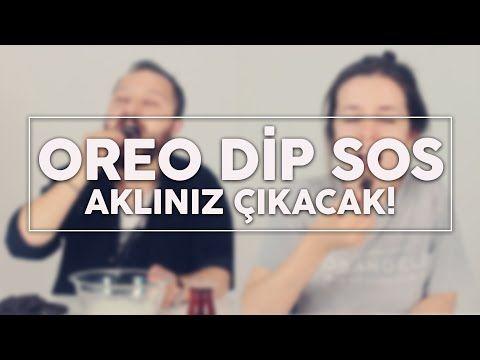 Oreo Dip Sos: Aklınız Çıkacak! (Nutella da Var) - YouTube