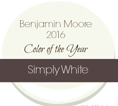 learn all about simply white benjamin moore color of the year 2016 find out how it can work. Black Bedroom Furniture Sets. Home Design Ideas