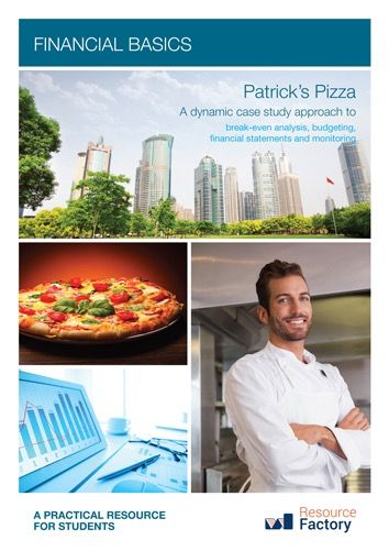 """Financial statements can be difficult to read. The aim of this case study style book is to build simple balance sheets, income statements and cash flow statements step by step based on a new pizza store. Along the way, the book covers break-even analysis, budgeting, financing options and monitoring – as well as a few ratios! The book concludes with a complete """"do-it-yourself """" case study– where students can recap the major concepts.The aim is to give students an excellent foundation…"""