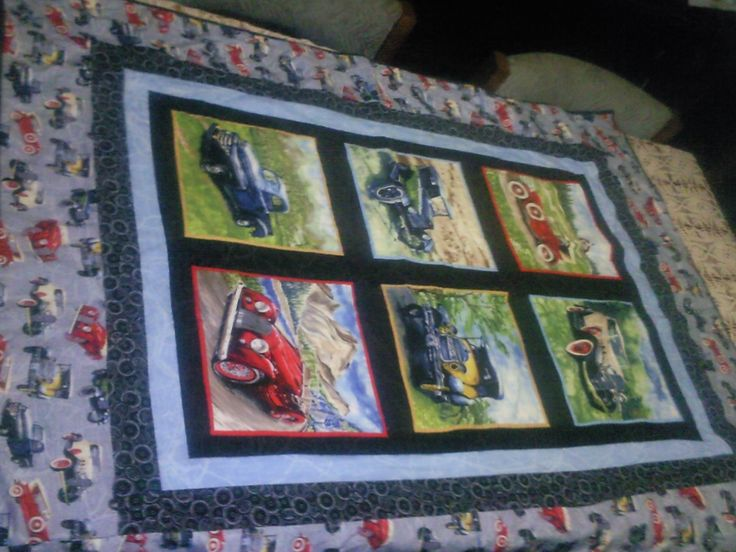 altered keepsake quilting car quilt changed it to suit me use it all the time on car rally s