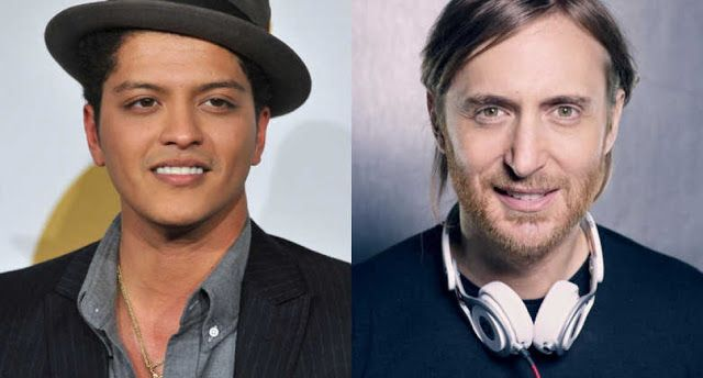 SPATE The #1 Hip Hop News Magazine Blog For Talent Buyers and more: DAVID GUETTA REMIXES BRUNO MARS' 'VERSACE ON THE F...