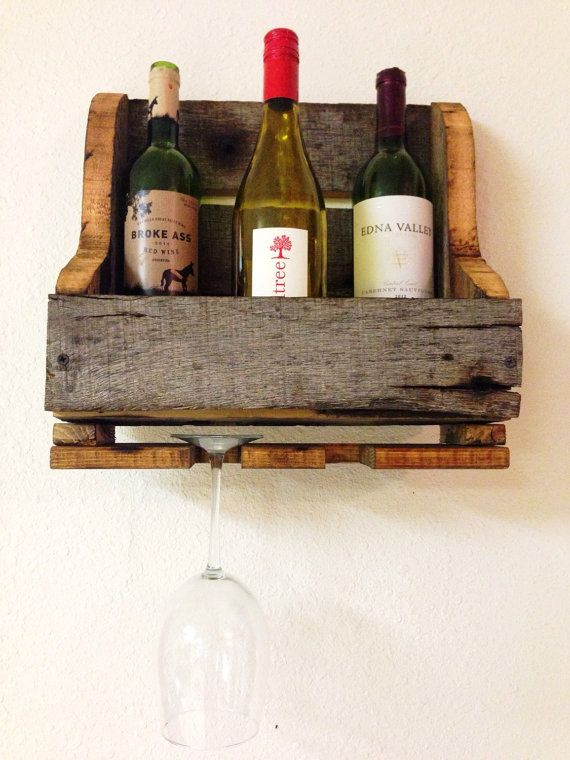 Hey, I found this really awesome Etsy listing at https://www.etsy.com/listing/210767177/barn-wood-wine-rack