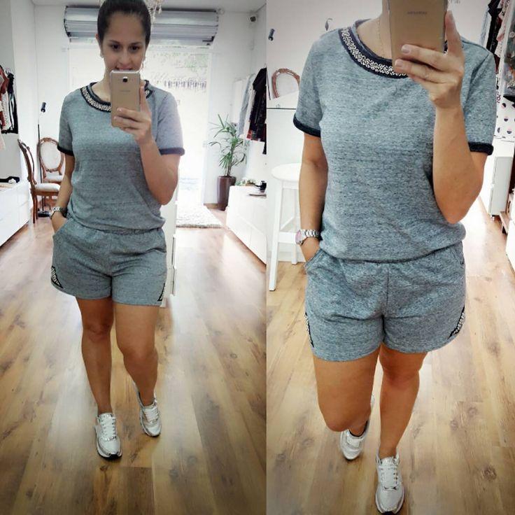 Mais um click do meu conjuntinho lindo!!! ��������_______ Estou usando o M !!! ����______ Disponível nos tamanhos: P, M e G!!! �� ➡➡���� Pagamento com PagSeguro em até 3x sem juros !!! ������.... ... #boutique #moda #roupa #modafeminina #balada #festa #vendasonline #dress #varejo #look #lojafeminina #lojaonline #bijoux #tricot #verao #tendencia #estilo #acessorios #fabiolapioli #lookdodia #style #trend #blogger #body #beach #modapraia #collection  @fabiolapioli_boutique…