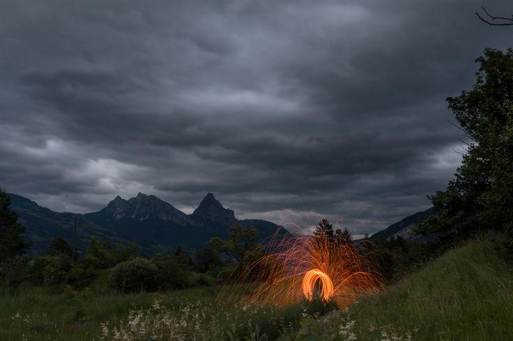 #Lightpainting#Mythen