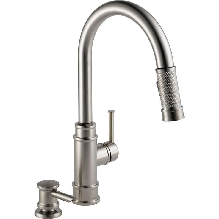 Delta Allentown SingleHandle PullDown Sprayer Kitchen
