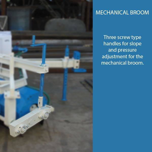 if you are looking for #RoadCleaning #equipment, then look no further than our mechanical broom which offers you fast and maintenance free use.