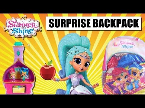 [sociallocker][/sociallocker] Shimmer and Shine Toys, Surprise Backpack, Magic Dress, Wishes Jewelry Box + School Supplies Video. Surprise toys in a surprise backpack with toys, school … source
