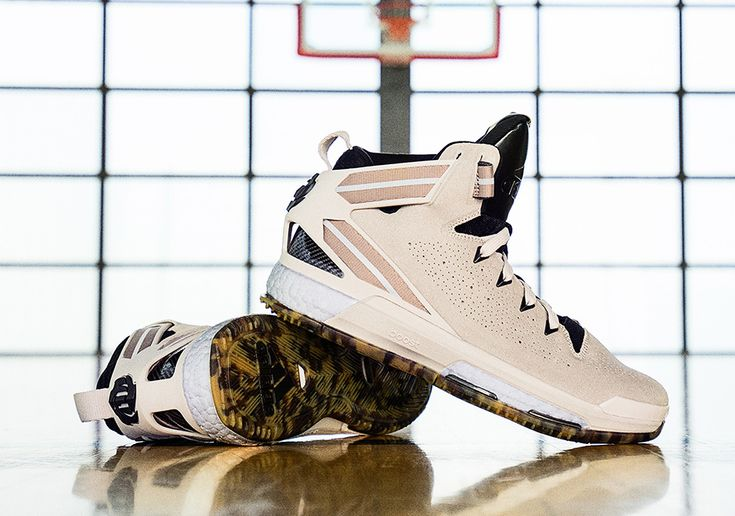 today adidas unveiled the latest adidas d rose 6 colorway dubbed the south side lux