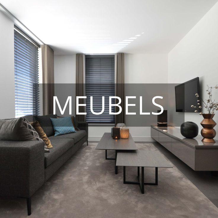 Meubels | De meubelcollectie van Woonwinkel Exclusief Wonen bestaat vooral uit Nederlandse merken waar kwaliteit voorop staat, de collectie stoelen, banken,