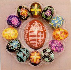 100 Years in America: Easter traditions: Decorating eggs and... fighting!