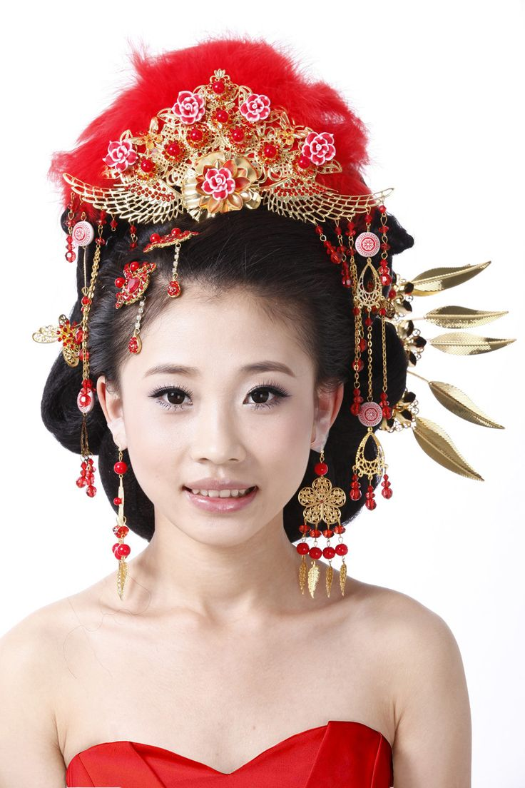 46 best Chinese Hair Accessories images on Pinterest ...