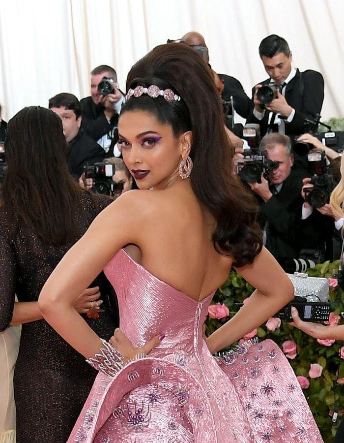 At The Met Gala With Priyanka Chopra And Deepika Padukone In 2020 Met Gala Dresses Met Gala Outfits Met Gala