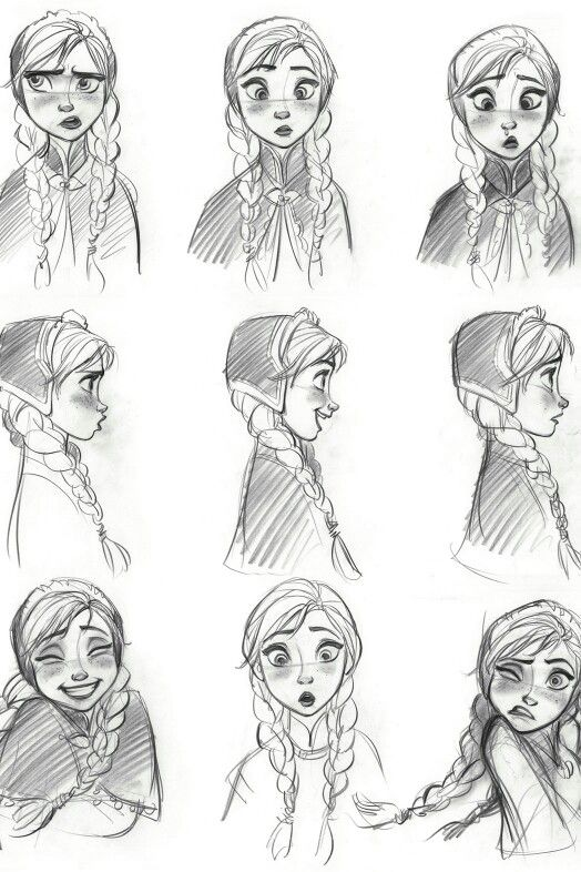 Anna - Disney's Frozen....pretty much my life story! loved it