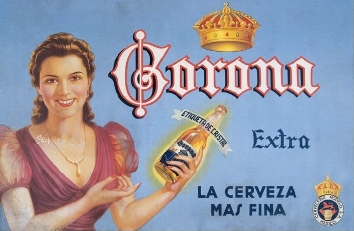 "Corona's Strange Success – The Brutal Hammer of Truth. - Corona was once the victim of a smear campaign that became an urban legend: a rival at Heineken spread the malicious rumor that Corona brewery workers urinated in the beer vats. The lie was eventually exposed, but the damage was done. - Board ""Art-Beer,Biere,Cerveza and Women...."" -"