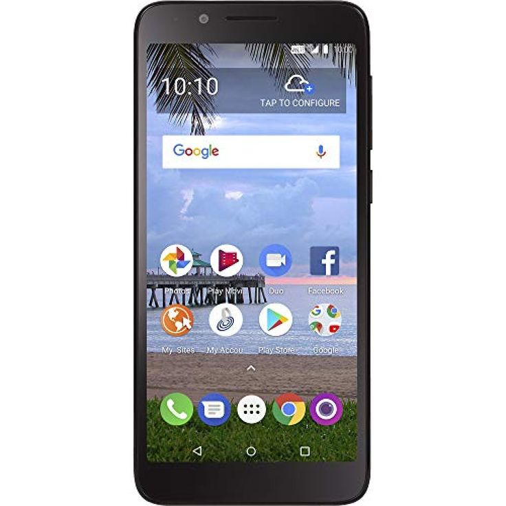 Simple mobile tcl lx 4g lte prepaid smartphone locked