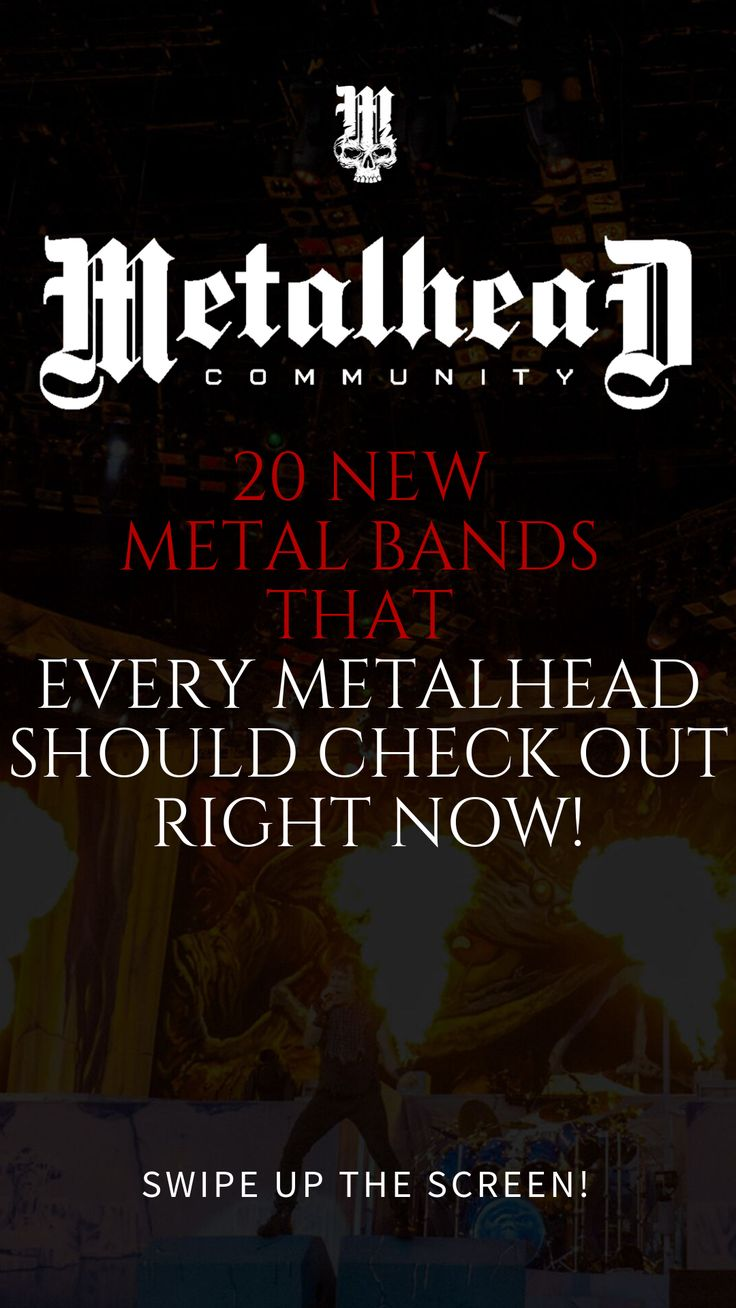 20 New Metal Bands that Every Metalhead Should Check