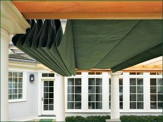 Pergola Canopy View #1 - modern - gazebos - other metro - by Walpole Outdoors